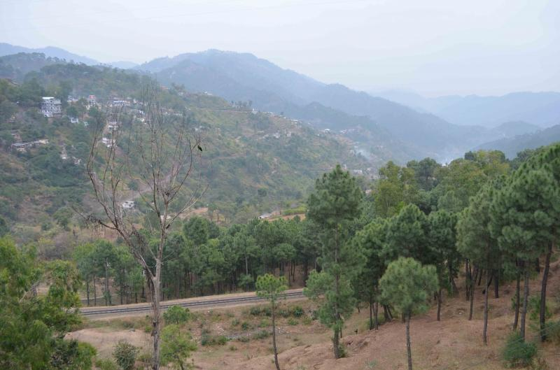 low mountains hoshiarpur nangal
